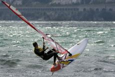wind surf Gardasee